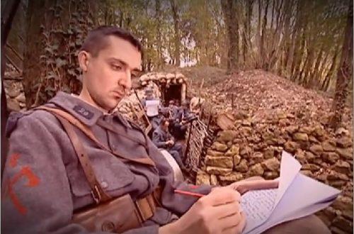Article : Ecrire en temps de guerre