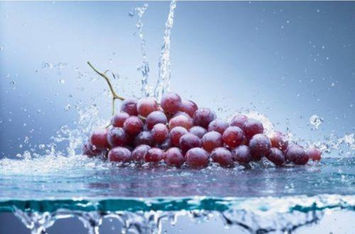 Article : De l'eau et du vin